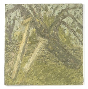 leon kossoff, recent paintings and drawings by leon kossoff
