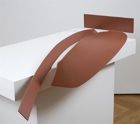 table piece lxxviii by sir anthony caro