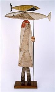 le pecheur (the fisherman) by jean lambert-rucki