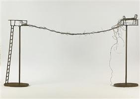 on the tightrope by rossana zaera