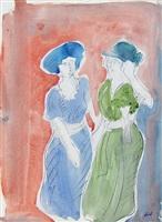 deux femmes by louis valtat
