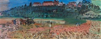 langres by raoul dufy