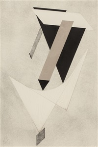 proun iii by el lissitzky