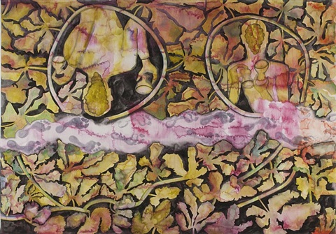 jk's walk i by francesco clemente