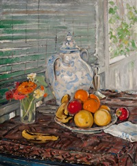 still life by clarence hinkle