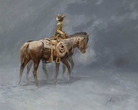 the empty saddle by gordon snidow