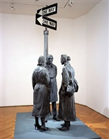 chance meeting by george segal