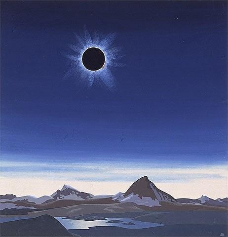 eclipse by john carlton atherton