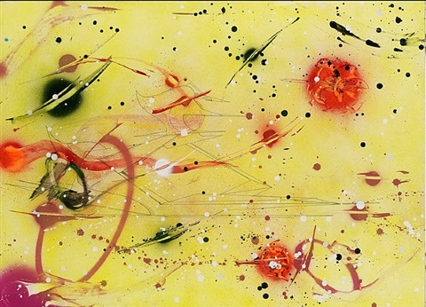 epilouge futurism mettroppostyrsizer out of the yellow (front) by rammellzee