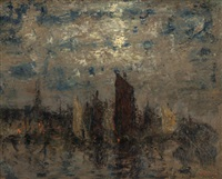 nocturne by henry golden dearth