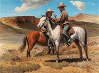 on the range by robert wesley amick