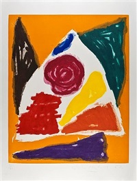 bouquet by john hoyland