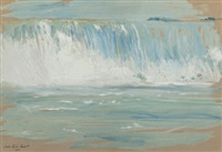 study of niagara falls by joseph lindon smith