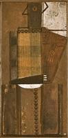homme a la harpe ii by albert stefan kohler