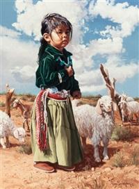navajo companions by ray swanson