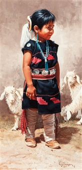little navajo by ray swanson