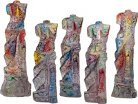 venus at sunset (in 5 parts) by jim dine
