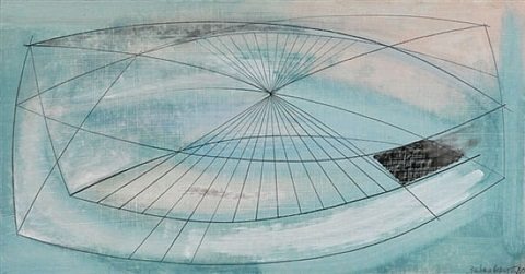 sea form by barbara hepworth