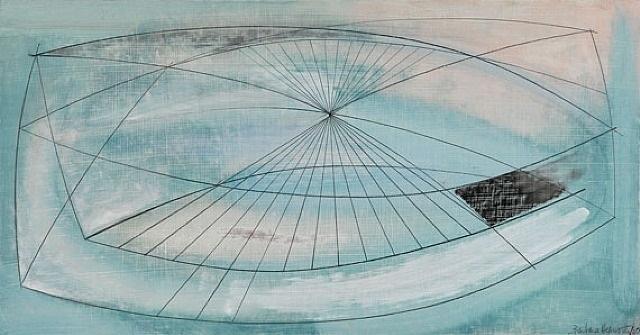 sea form by barbara hepworth
