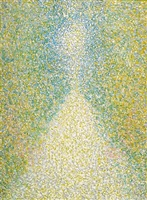 summer presence by richard pousette-dart