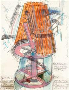 artwork by dennis oppenheim