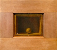 #633 (yellow ball) by an anonymous artist, late 20th century