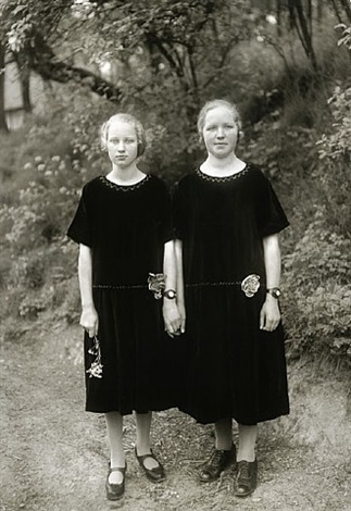 country girls by august sander