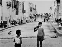 puglia, 1957 by mario giacomelli