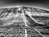 metamorphosis of the land, 1970/80's by mario giacomelli