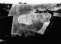 metamorphosis of the land, 1968 by mario giacomelli