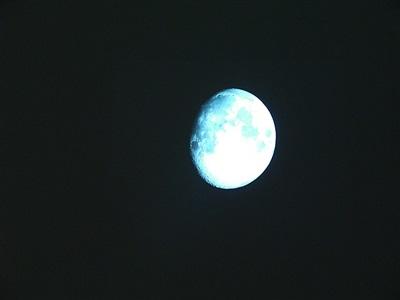 the moon by u sunok