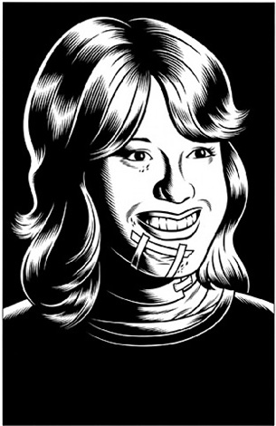 black hole: after by charles burns