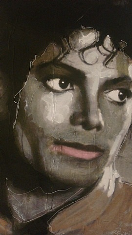 michael jackson by sami akl