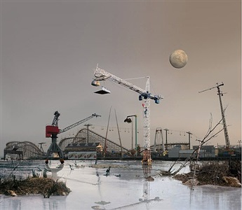 theme park cities by mary mattingly