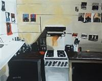 bacon's kitchen 1 by xiao jiang