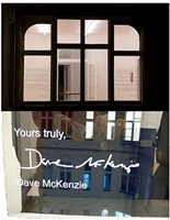 open letters by dave mckenzie