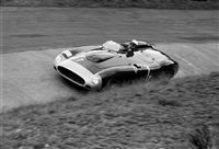 castellotti (ferrari), nurburgring by jesse alexander