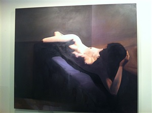heidi reclining by robert fundis