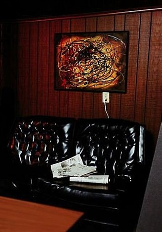 untitled (black sofa) by william eggleston
