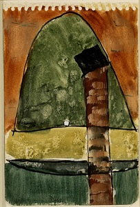 jane wilson recent paintingsalso on view modern american 1917-1944 by arthur dove