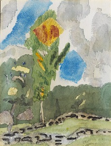 jane wilson recent paintingsalso on view modern american 1917-1944 by john marin