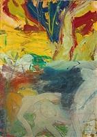 untitled (sold) by willem de kooning