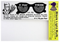 x-ray specks by todd lim