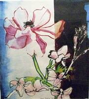 anemone and stock by robert kushner