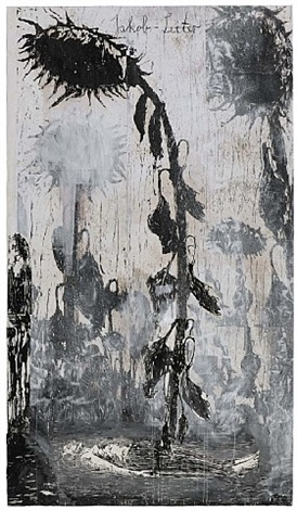 jakobs leiter by anselm kiefer