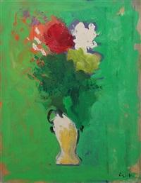 june flowers by paul resika