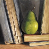 one of a pear (sold) by michael naples