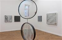 rhythmus und materie (installation view) by adolf luther