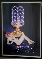 fountain of diamonds by david lachapelle