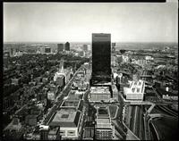 view of the hancock tower, boston by nicholas nixon